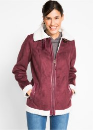 Fellimitat-Jacke, bpc bonprix collection