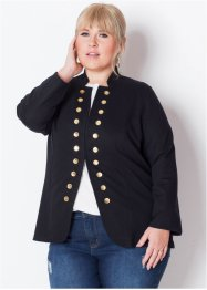 Blazer sweat, manches longues - designed by Maite Kelly, bpc bonprix collection