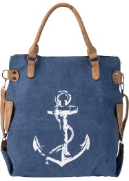 Sac shopper Ancre, bpc bonprix collection