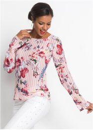 Bluse mit Blumenprint, BODYFLIRT boutique