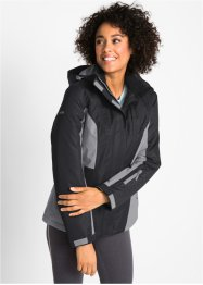 Funktions-Outdoorjacke mit Kapuze, wattiert, bpc bonprix collection