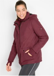 Wattierte Outdoorjacke in 2-in-1-Optik, bpc bonprix collection