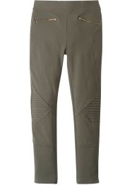 Stretchhose mit Zippern, bpc bonprix collection