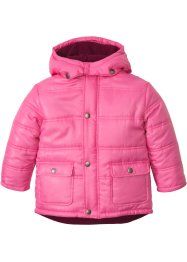 Wattierte Jacke mit Kapuze, bpc bonprix collection