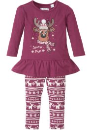 Weihnachtliches Outfit (2-tlg. Set), bpc bonprix collection