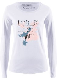 T-shirt manches longues, bpc bonprix collection