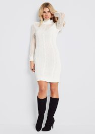Strickkleid mit Kragen, BODYFLIRT boutique