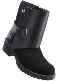 Bottines en cuir, bpc bonprix collection