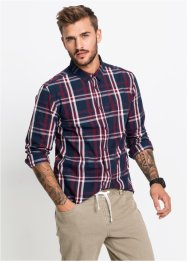 Langarmhemd Slim Fit, RAINBOW