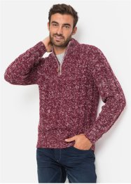 Troyer-Pullover Regular Fit, John Baner JEANSWEAR