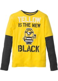 """ MINIONS"" Layershirt, bpc bonprix collection"
