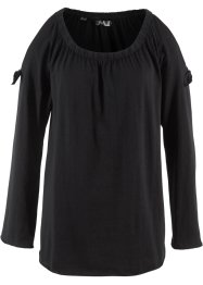 Carmen-Shirt, Langarm, bpc bonprix collection