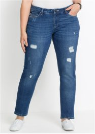 Destroyed-Stretch-Jeans CLASSIC, John Baner JEANSWEAR