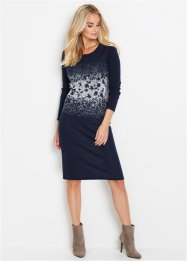 Strickkleid mit Jacquard, bpc selection