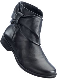 Bottines en cuir, bpc selection premium