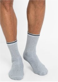 Lot de 5 paires de chaussettes de sport, bpc bonprix collection