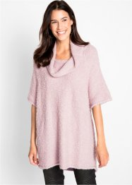 3/4-Arm-Oversize-Pullover – designt von Maite Kelly, bpc bonprix collection