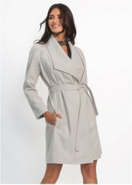 Manteau court avec revers, BODYFLIRT