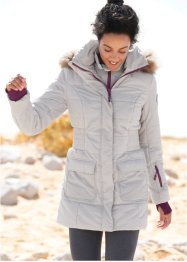 Outdoorjacke in 2-in-1-Optik, gesteppt, bpc bonprix collection