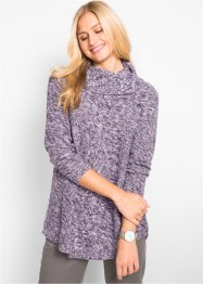Pull poncho manches longues, bpc bonprix collection
