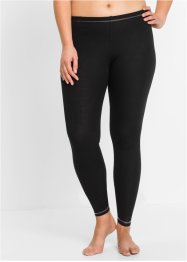 Thermo Leggings mit Kontrastnähten, bpc bonprix collection