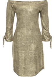 Metallic Kleid aus Jersey, BODYFLIRT