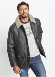 Veste enduite Regular Fit, John Baner JEANSWEAR