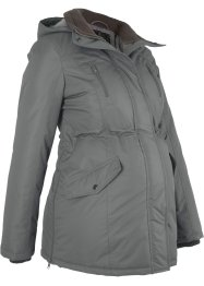Umstandswinterjacke mit Kapuze, bpc bonprix collection