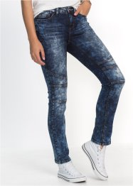 Jean extensible avec coutures, SLIM, John Baner JEANSWEAR