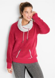 Sweat polaire, manches longues, bpc bonprix collection