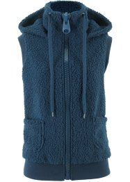 Gilet sans manches en polaire peluche, bpc bonprix collection