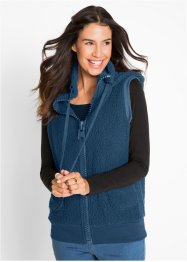 Teddy-Fleece Weste, bpc bonprix collection