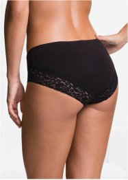 Panty mit Spitze (4er Pack), bpc bonprix collection