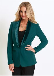 Blazer mit Samt-Revers, bpc selection