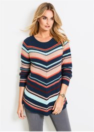 Zipfel Long-Pullover, bpc selection