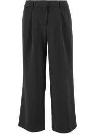 Weite 7/8-Stretch-Hose, bpc bonprix collection