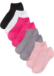 Sneakersocken (8er Pack), bpc bonprix collection