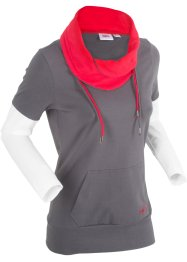 Shirt in 2-in-1-Optik, bpc bonprix collection