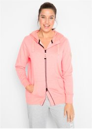 Veste sweat, manches longues, bpc bonprix collection