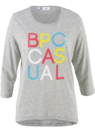 T-shirt manches 3/4, bpc bonprix collection
