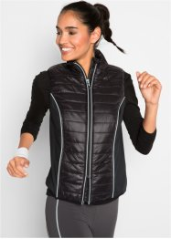 Gilet de sport sans manches fonctionnel, bpc bonprix collection