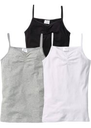 Lot de 3 tops, bpc bonprix collection