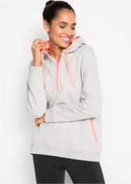 Sweat-Hoodie, langarm, bpc bonprix collection