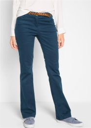 Hose aus Baumwollstretch im Bootcut, bpc bonprix collection