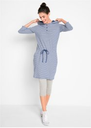 Shirtkleid mit Kapuze, bpc bonprix collection