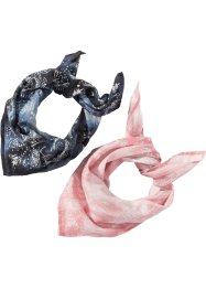 Foulard bandana (Ens. 2 pces.), bpc bonprix collection