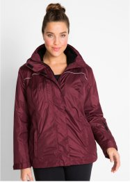 3 in 1-Outdoorjacke, funktional, bpc bonprix collection
