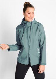 Softshelljacke, ultraleicht, mit Beutel, bpc bonprix collection