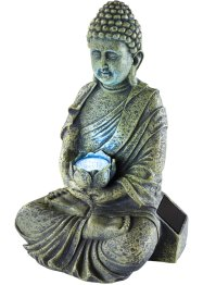 Solar Dekoleuchte Buddha, bpc living bonprix collection