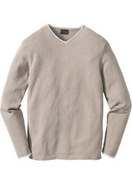Pull col en V Regular Fit, bpc selection